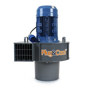 1.5 aluminium grain fan