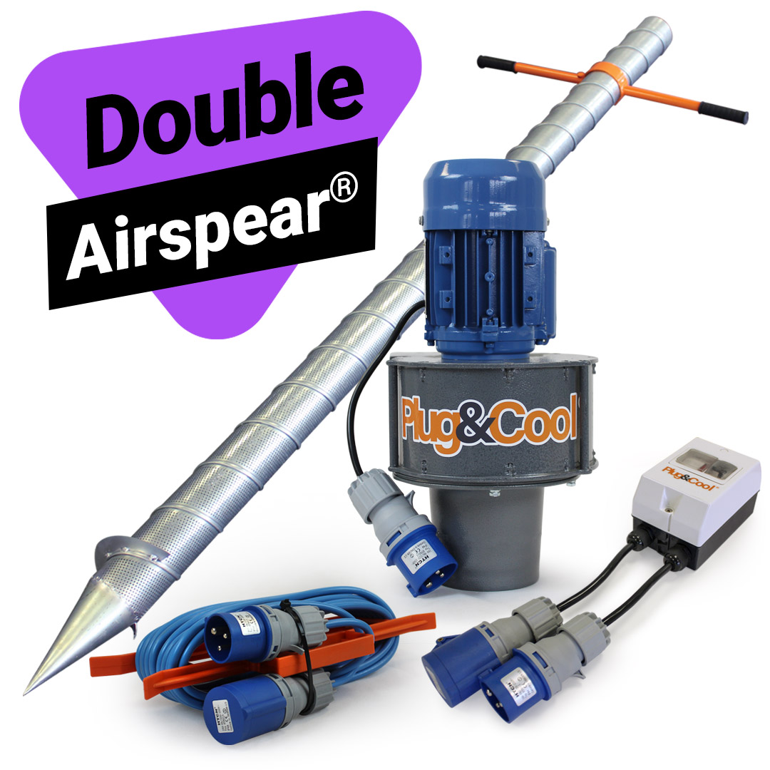 Double airspear